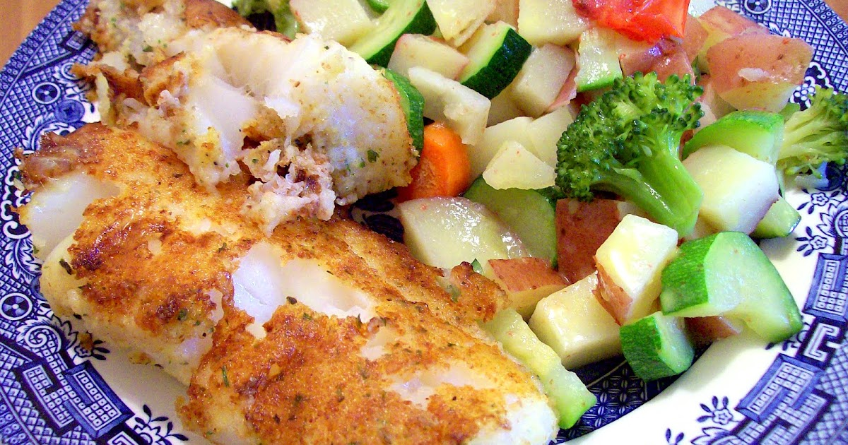 Fish Cakes Using Cod