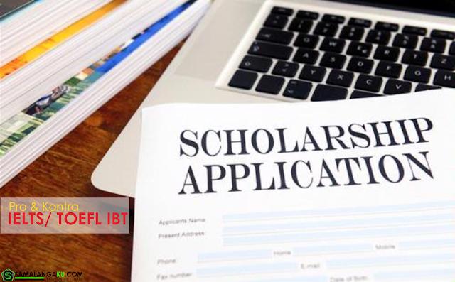 Pro kontra sertifikat IELTS/IBT