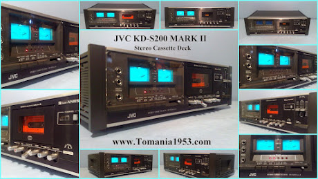 JVC STEREO HI-FI MADE IN JAPAN