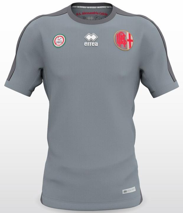 Errea lança as novas camisas do Alessandria - Show de Camisas 5b4fa28c1e48d
