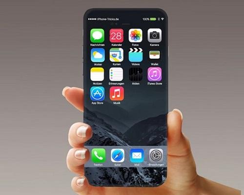 iPhone 8 Đài Loan dùng hệ điều hành gì