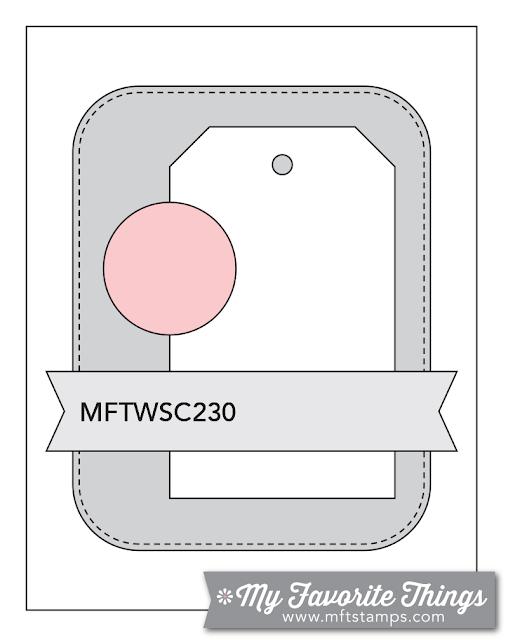 MFT Stamps Sketch 230