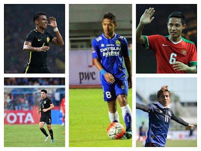 5 Pemain Asia Tenggara Berpotensi Beraksi di Eropah