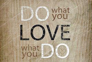 Bekerja sesuai passion