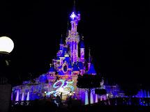 Disneyland Paris 25th Anniversary Celebrations