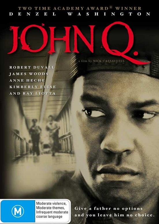 فیلم دوبله : جان کیو (2002) John Q