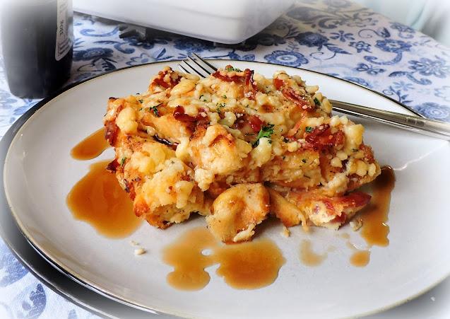 Bacon & Egg McMuffin Casserole