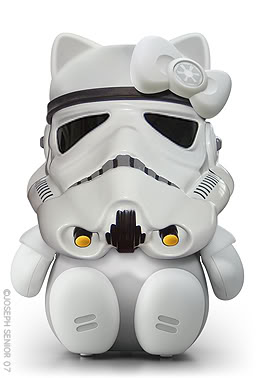 Hello Kitty- Trooper
