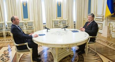 Порошенко передав до Верховної Ради список нових членів ЦВК
