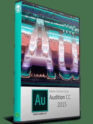 Adobe Audition CC 2015 box Imagen