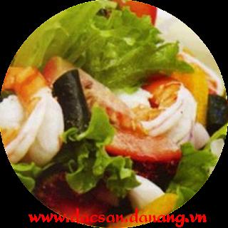 salad rong bien