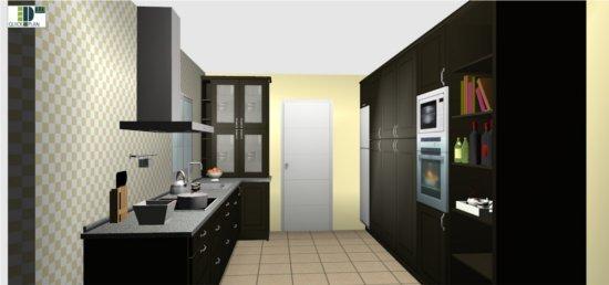 Dise ar cocinas en 3d y 2d construccion y manualidades for Programas para disenar cocinas en 3d