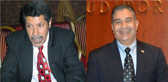 Exploran candidaturas a concejal en distrito 10 del abogado Manuel Aranda y el activista Roberto Lizardo