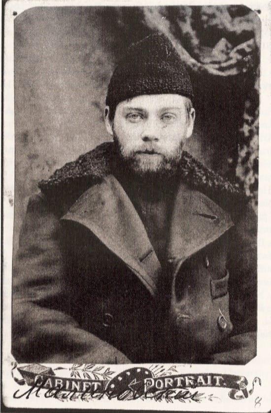 Alexander Bogdánov