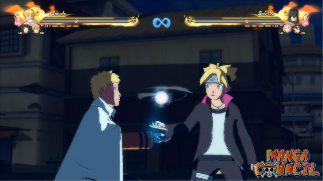 Naruto SUN Storm 4 Save Game Update c