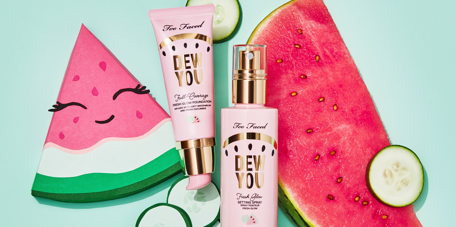 too faced, tutti frutti , rose mademoiselle , rosemademoiselle , beauty news, blog beauté, Paris , revue ,