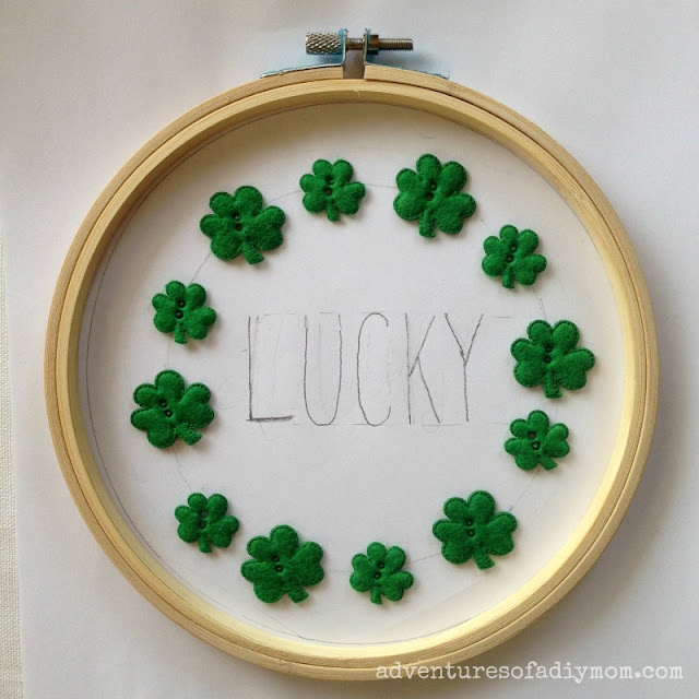 easy embroidery pattern