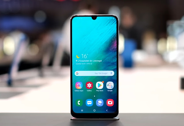 Samsung Galaxy A50 Review Great features at affordable price