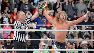 WWE - Dolph Ziggler sorprendió a todos en Clash of Champions
