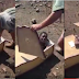 Update! Remember the White South African who forced a black boy into coffin?  He is to be arraigned in Court ...photo