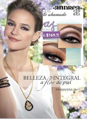Catalogo ANDREA  IU  Belleza integral primavera 2017