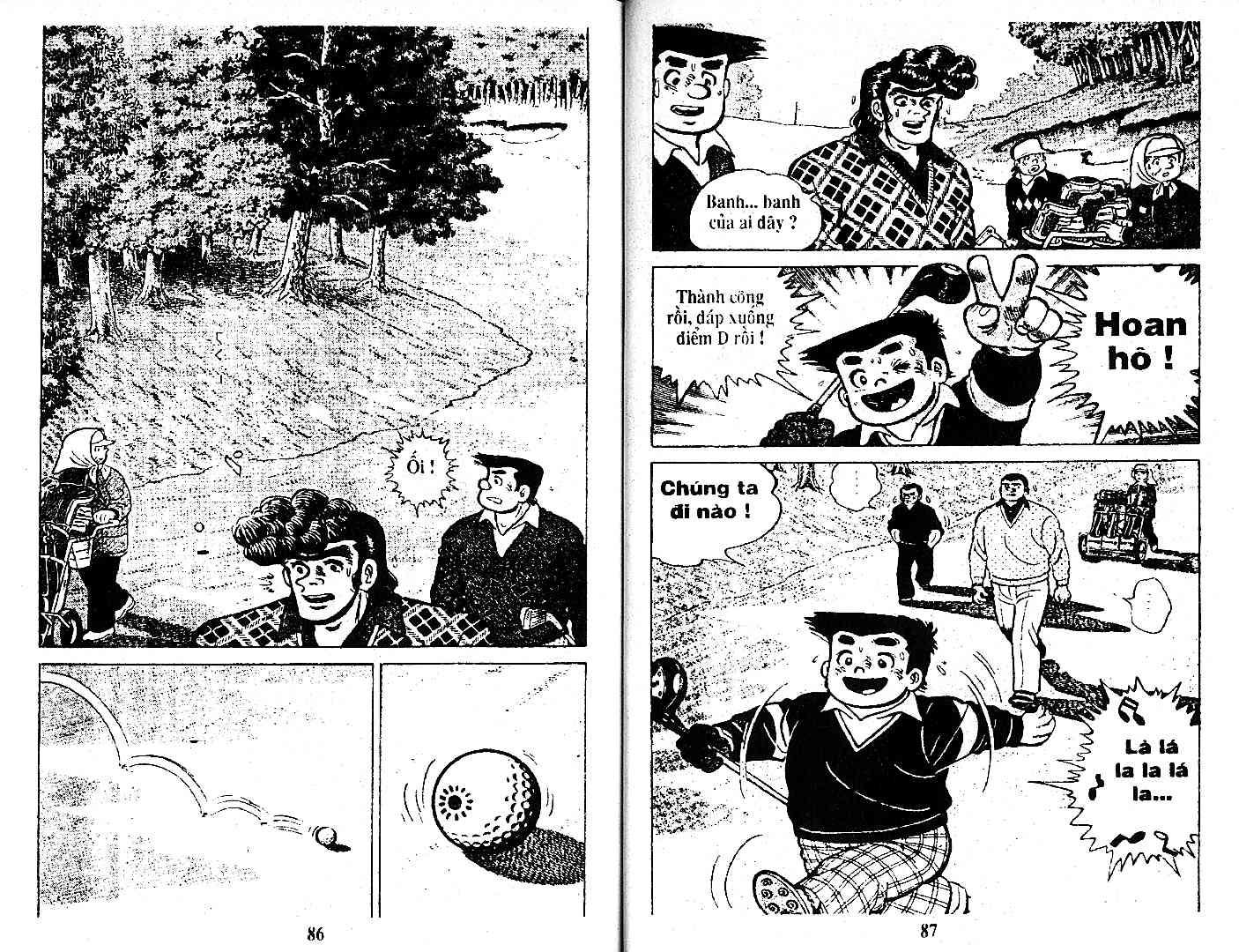 Ashita Tenki ni Naare chapter 28 trang 42