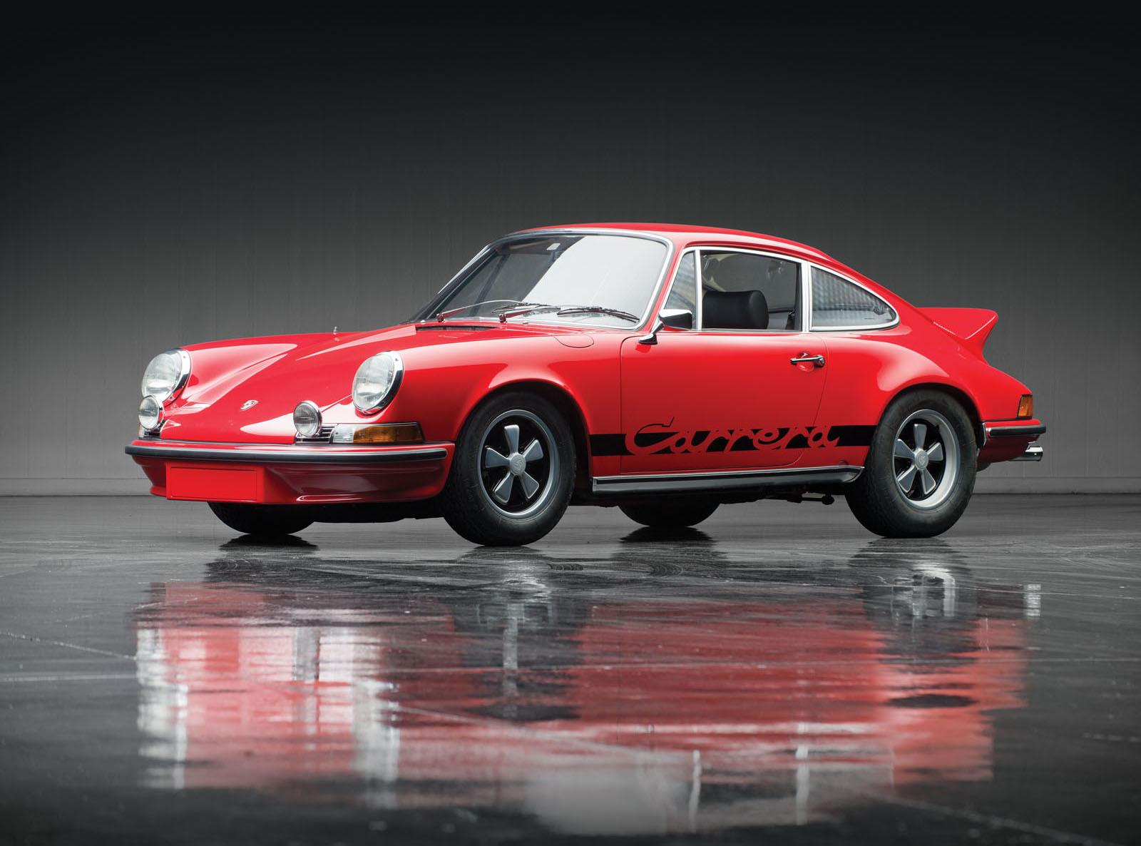 1974 Porsche 911 2 7 RS