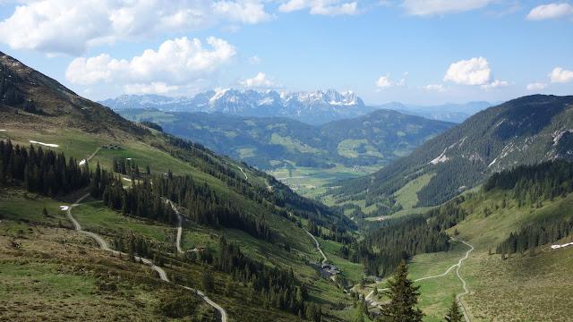 Welche Strecken für Mountainbiker gibt es in Kirchberg