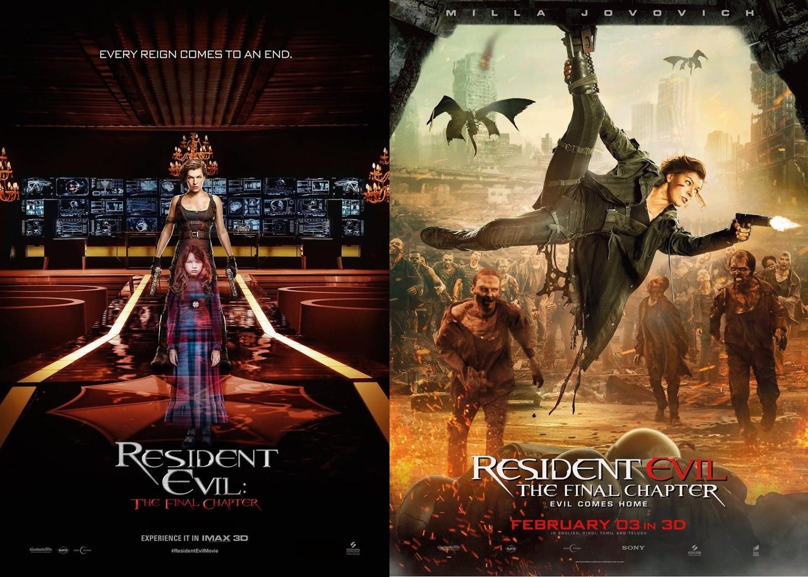 Resident Evil Final Chapter Fan: Gli Zombie Non Uccidono. Reclutano