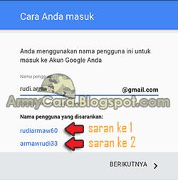 bikin akun google lewat hp