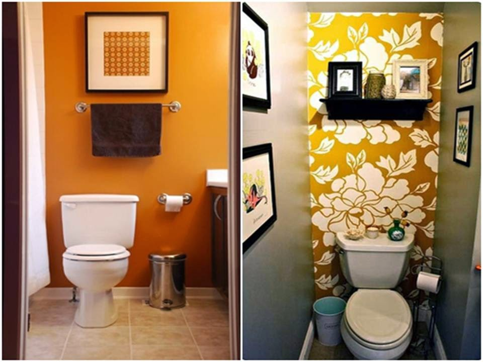 20 Unique Ideas To Decorate Your Bathroom Wall