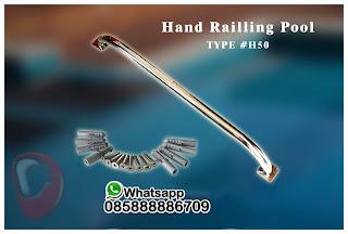 Hand Railling Type H50