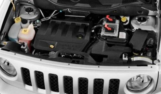 2017 Jeep Patriot Sport Redesign