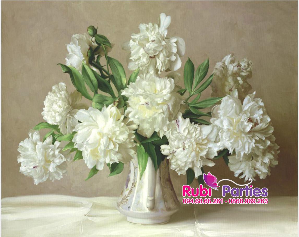 Tranh son dau so hoa o Phu Xuyen
