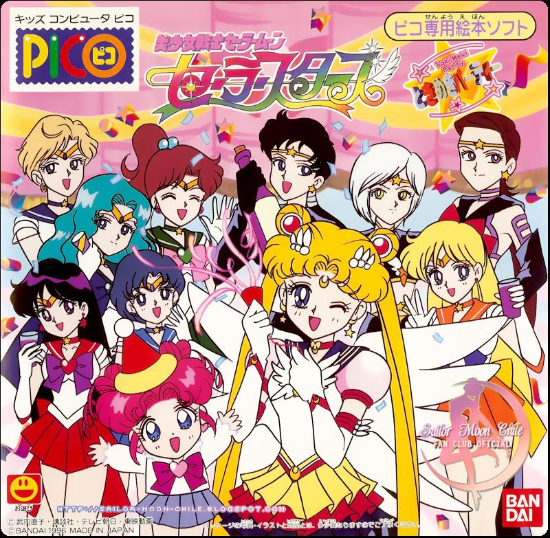 Sailor Moon Fan Hizo Descargas De Juegos Tackpreclakincf