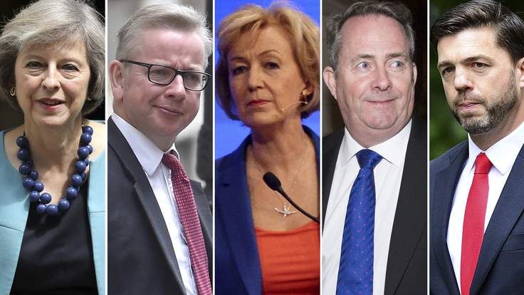 Talk to Kemi (TtK) : Five To Battle For Conservative ...