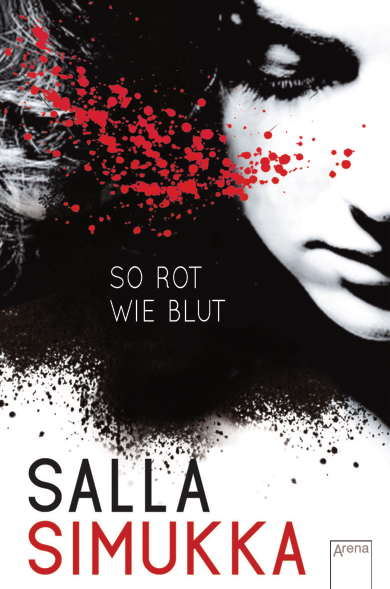 So rot wie Blut Cover