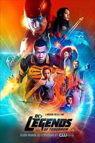 DCs Legends of Tomorrow Temporada 2×08 Online