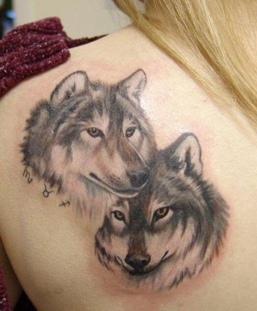 wolf Family Tattoos