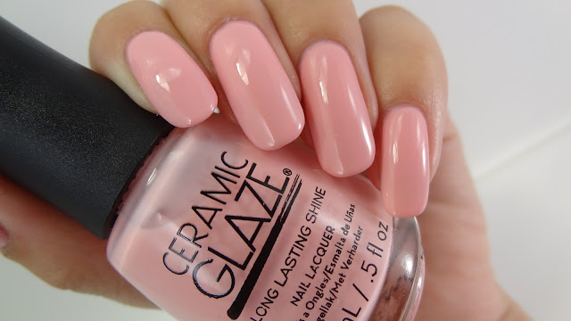 Ceramic Glaze - Strawberries N' Milk