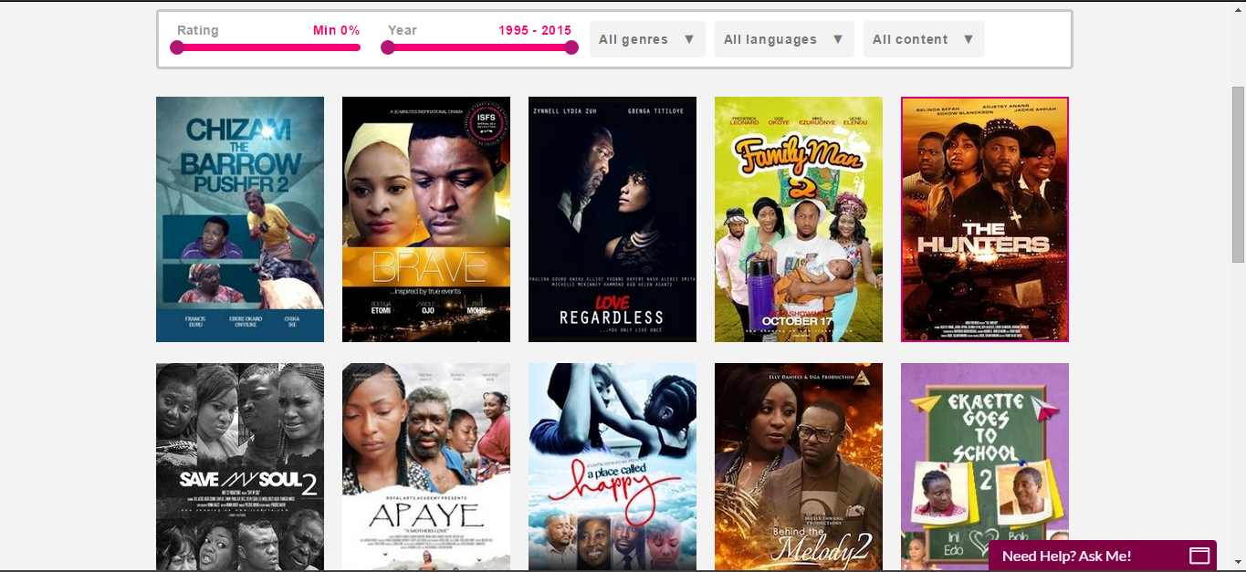 Where to Watch Free Movies and TV Online
