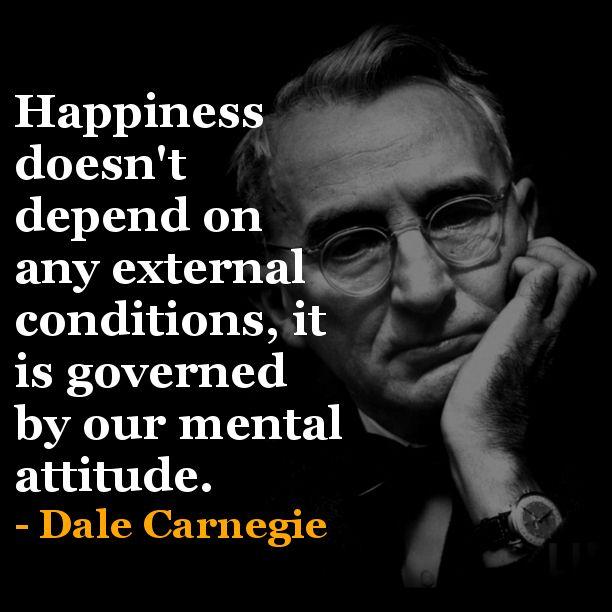 Dale Carnegie Quotes motivation