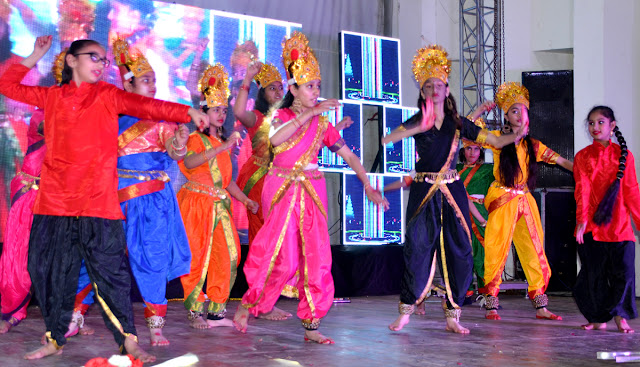 Tansen Music College organizes cultural program