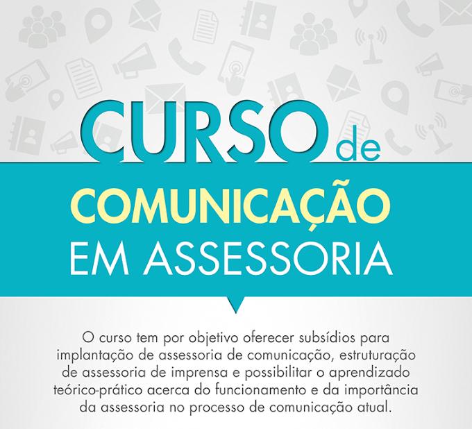 Curso de Comunicação em Assessoria abre turma para 3 e 4 de fevereiro em Brasília-DF