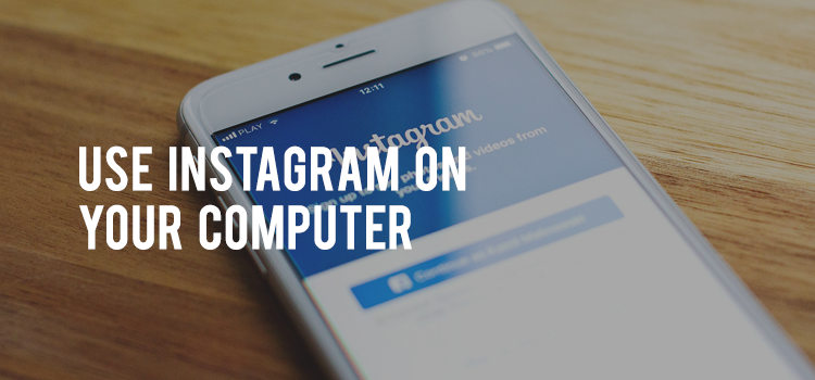 How to Upload video and Photos throw Computer Browser on Instagram.