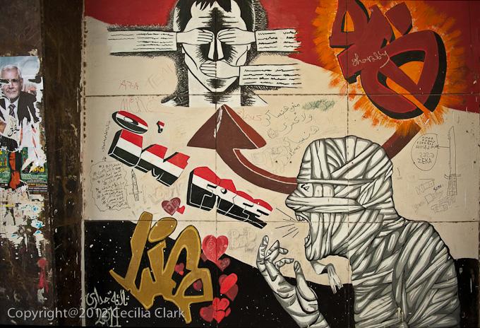 Vacationtraveladventure Cairo Graffiti Day April 29 2012