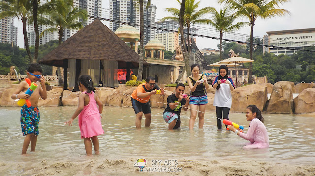 Capturing precious moments at SUnway Lagoon Theme Park with Nikon Coolpix S33