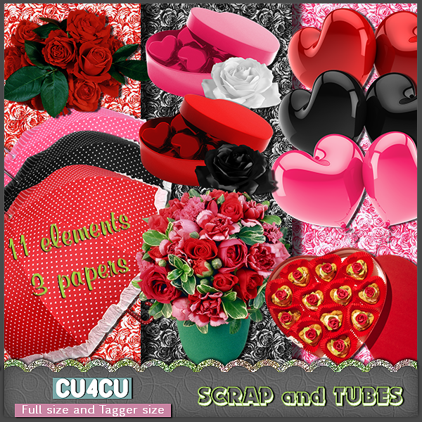 New Products for Valentine