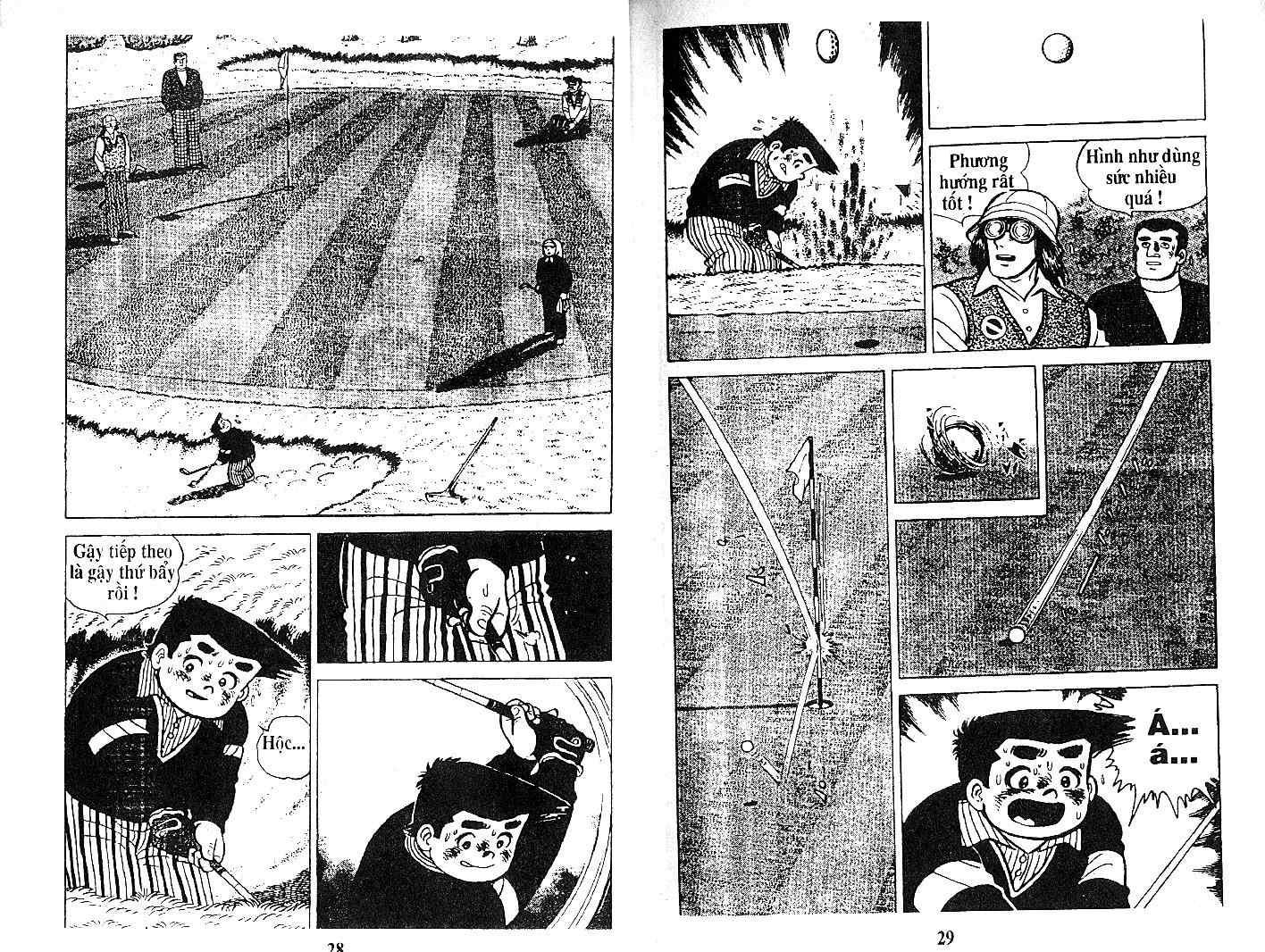 Ashita Tenki ni Naare chapter 24 trang 12