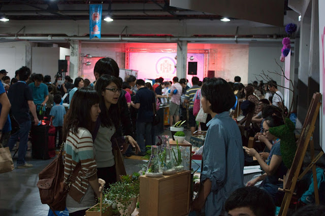 Maker Faire 2013 Pinkoi 設計師創作區